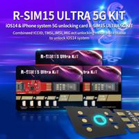 Cartão de Desbloqueio Automático RSIM15 Ultra para iPhone12 11, X, 8,8Plus 7,7Plus 5s 6S 5G LTE IOS14