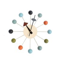 Orologio da parete Home Decor Modern Design 3D Orologi 3D Horloge Reloj de Pared Murale Moderne Soggiorno Decorazione Accessori per bambini