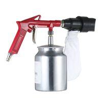 FREESHIPPING MINI Hand-Hand-Hand Braving Machine Kit Blasting Kit Sabbia Blaster Gun Sand Braving Spray Gun Spot Sandblaster Sabbia Sabbia