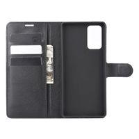 Личи шаблон кожаный кошелек чехол для Samsung Galaxy Note 20 Ultra Note 10 Pro Flip Cover для Samsung M51 M31S M30 M21 M11