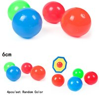 4xnovelty Sticky Stress Antistress Throw Catch Bal Squeeze Toys Kids P31b Zicn