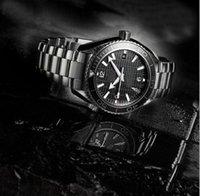 A2813 Moda Saatler Lüks Mekanik erkek Paslanmaz Çelik Otomatik Hareketi Tasarımcı İzle Erkek Öz-Rüzgar Watche 007 Skyfall Saatı