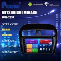 자동차 오디오 Android DVD Mitsubishi Lancer (2000-2006) 라디오 멀티미디어 비디오 플레이어 네비게이션 GPS 10.0 더블 딘