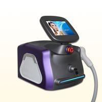 755 808 1064 três compilação do laser do comprimento de onda Permanente 808 Máquina de remoção do cabelo do laser do diodo para venda