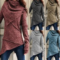 Vintage Knitwear Top Turtleneck Outono Inverno Blusa Mulheres Manga Longa Jumpers Moda 2021 Casual Basic Slim Pullover