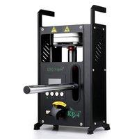 LTQ بخار KP-4 روزين الصحافة آلة الشمع dab squeezer درجة الحرارة قابل للتعديل استخراج أداة أطقم الحرارة الصحافة آلة