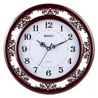 Relógios de Parede Relógio de Quartzo Chinês Clássico Vintage Vintage Sala de Estar Silencioso Orologio Da Parete Relógios Casa Decoração 60wc
