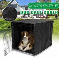 Copertura della casa della casa del canile del cane meigar impermeabile della catena durevole della catena durevole della gabbia del cane della protezione della polvere impermeabile della protezione del durevole