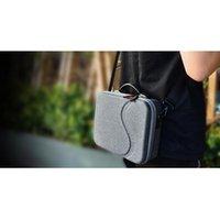 Case Case Fit для DJI Mini 2 Drone, аккумуляторы, контроллер, зарядное устройство, пропеллеры аксессуары защитные охраны Shoudler сумка серый