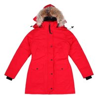 Marque Nouvelle Femmes Canada Down Coats Rossclair Parka Style0 épais manteaux d'hiver chauds à capuche chauds baisses à vent 07 avec l'étiquette d'argent