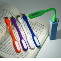 Siancs Mini Esnek USB LED USB Işık Masa Lambası Gadgets USB Okuma Lambası Güç Bankası PC Laptop Dizüstü Andro BBYCBQ Için