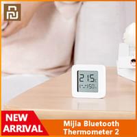 Originale Youpin Mijia Bluetooth Termometro Bluetooth 2 Wireless Smart Electric Digital Hygrometer Thermometer Lavoro con App Mijia