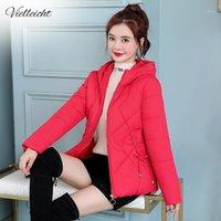VielLeicht Женская зимняя куртка Parkas Short 2020 новая мода женская зимняя пальто пальто пиджак пиджак не работает базовый женский1