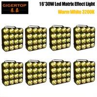 COB WASH AUDIENCIA LIRSURAS 25 LIGHTING DE INUNDACIONES DE OJOS 16X30W LED MATRIX MATRIX LIGHT DMX Etapa Umpura para mostrar concierto