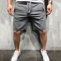 Siperlari Sport Shorts para hombres sueltos Casual Fitness Pantalones cortos SHORTS Men's Summer Color sólido Fino transpirable deportes pantalones cortos1