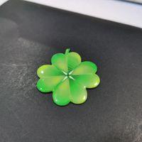 Fortgeschrittener Tech Lucky Vier Blattklee Gadgets Anti-Strahlungsaufkleber EMR Bio Energy EMF Shield Anti Strahlungsaufkleber