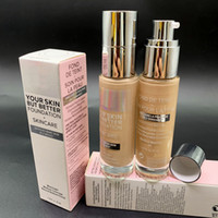 مستحضرات التجميل بشرتك ولكن مؤسسة أفضل العناية بالبشرة الإضاءة 30ML Brighten الأساس المخفي ماكياج ضوء محايد متوسطة محايدة DHL