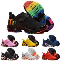 Mercurial Tn 2019 أطفال TN Plus مصمم أحذية رياضية فاخرة الجري أحذية الأطفال صبي الفتيات المدربين Tn 270 أحذية رياضية كلاسيكية في الهواء الطلق طفل صغير