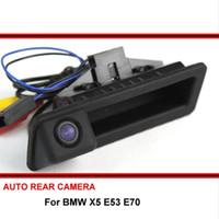 Автомобиль Вид сзади Камеры Паркинг Датчики для X5 E53 E70 Камера Trasera Авто Обратная резервная копия Ночное видение Водонепроницаемый HD