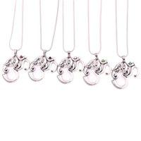 Ожерелья ожерелья ожерелье omoga ожерелье Мандала Ганеш слон индусский талисман змея цепь
