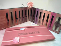 큰 메이크업 세트 립글로스 팔레트 15pcs 립글로스 매트 액체 립스틱 세트 15pcs / 세트 무료 배송