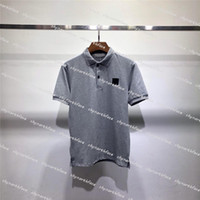 2020 nouveaux designers T-shirts Mens Polo Chemise Luxurys Tshirt Summer T-shirt Hommes T-shirt Mode Femmes Vêtements Polos Top Tees Tees Sleeve Sleeve