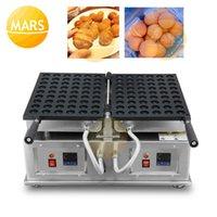 Janpanese Yumurta Kabarcık Waffle Maker Uçan Bebek Castella Kek Demir Baker Küçük Top Şekli Sünger Kek Waffle Pan Makinesi
