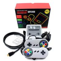 621 미니 HDMI 비디오 게임 콘솔 NES 용 휴대용 게임 클래식 향수 호스트 크래들 출력 복고풍 게임 콘솔 소매 상자 MQ15