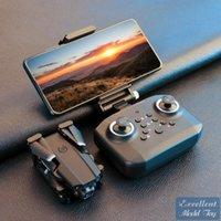 LS XT6 4K HD Dual Camera Drone، FPV Mini Beginner Uav Toy، محاكاة، رحلة تتبع، تحريض الجاذبية، الارتفاع، التقاط الصورة بواسطة لفتة، هدية كيد، 3-3