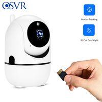 Caméras Full HD 1080P Caméra IP sans fil CCTV Network Video Surveillance Vacances auto WiFi IR Night Vision Vision Cam YCC365