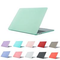 Neue Laptop-Hülle für Air Pro Retina 11 12 13 15 16 Zoll Laptoptasche, 2020 für Laptop Touch Bar ID AIR Pro 13.3 Fall