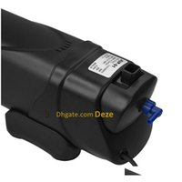 Sunsun 500L / H 800L / H Aquarium Fish Tank Donderible Filter Pump Alger Cleaner Ultraviolet Clarifier UV steril qylacj packning2010
