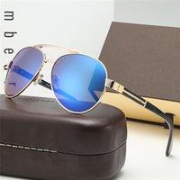2021 nuovo lusso Top QUALIY New Fashion 211 Tom Occhiali da sole per uomo Donna Erika Eyewear Ford Designer occhiali da sole con scatola ft originale