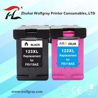 Compatibile per 123 123xL Cartuccia d'inchiostro per 123 Deskjet 1110 1111 1112 2130 2132 2134 OfficeJet 3830 3831 3832 38341