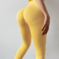 Fitness Leggings Femmes Push Up High Taille Leggins Mujer Sans couture Gym Sports Legging Feminina 201203