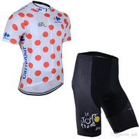 Tour de France Radfahren Jersey Pro Team Herren Sommer Kurzarm Shorts Sets Bicicleta Outdoor Sport Atmungsaktive Lycra Sportswea