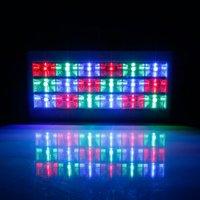 35Wオート/サウンドコントロール18-RGB LEDバーステージKTVディスコパブパーティストローブライト(AC 110-240V)