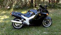 Moto per Kawasaki Ninja ZZR1100 1993 2001 2003 Kit di carenatura ZX11 ZZR 1100 93 00 01 03 set di carenze + regali KM24