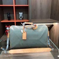 Lazer seyahat çantası, tasarımcı tarafından tasarlanan havaalanı çantası ve el çantası yüksek kaliteli malzemelerden yapılmıştır. Boyut: 47cm