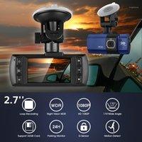 """30 قطعة / الوحدة 2.7 """"tft lcd الترا واسعة جدا 170 حقل سيارة كاميرا كاملة hd 1080 وعاء سيارة dvr داش كاميرا الفيديو الرقمية مسجل 1"""