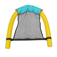 Strong-Toyers Pool Flutuante Swimming Assentos Amazing Cama Cadeiras de Noodle Natação Natação Anel Stick Pool Divertido Cadeira Acessórios1