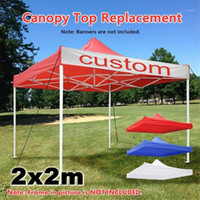2x2m Gazebo Tents Top NO FRAME Waterproof Garden Tent Gazebo...