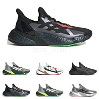 2020 جديد أعلى جودة zx x9000l4 تشغيل شبكة فائقة الصيف الأزياء الاحذية النساء رجل الثلاثي الأبيض أسود مصمم أحذية رياضية 36-45