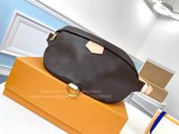 2020 Heiß Verkauft Mode Echtes Leder Top Qualität Herren Frauen Luxurys Designer Umhängetasche Frauen Designer Klassische Taille Taschen Kostenloses Schiffin