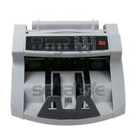 Nouveau Money Bill Comptoir Comptoir Bank Machine Monnaie Comptage UV MG Contrefaite