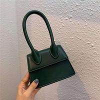 Hediye Tasarımcısı Mini Yeni Stil Deri Desen Flap Bel Çantası Kadın Basit Tek Omuz Çanta Küçük Boyu 12 * 8 * 5 cm