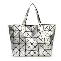 Con vendita calda baobao borsa pieghevole borse a spalla di modo bao bao moda casual donne tote top maniglia sacchetti di alta qualità1