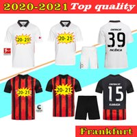 2020 eintracht فرانكفورت فرنانديز كستيك جاكروفيتش لكرة القدم الفانيلة 20 21 أطقم زرع هالر لكرة القدم قميص دا كوستا أعلى جودة