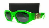 Hot Luxury 4361 Designer Bienen Sonnenbrillen für Frauen Mode Runde Sommer Stil Rahmen Top Qualität UV-Schutzobjektivierung mit Fall