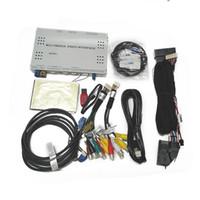 Видеоинтерфейс автомобиля Android 9.0 для Ford Ecosport / Mustang / Taurus Sync 3 Sync 3, GPS-навигационная коробка